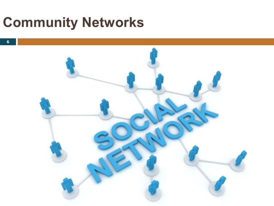 Community Networks 6
