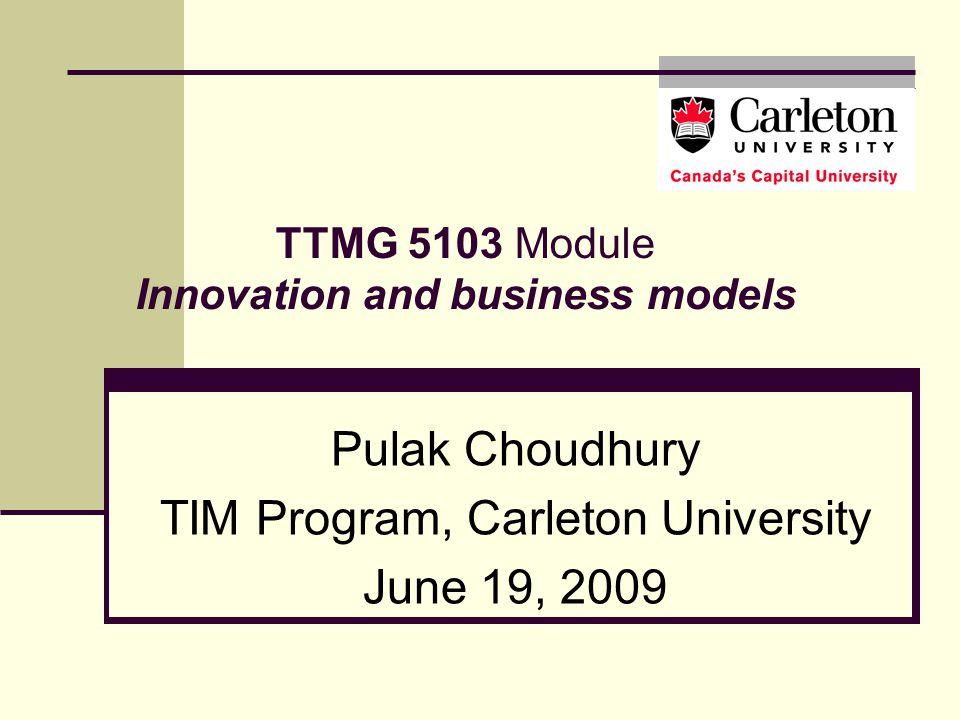 Business model innovation Figure: 9 building blocks of business model