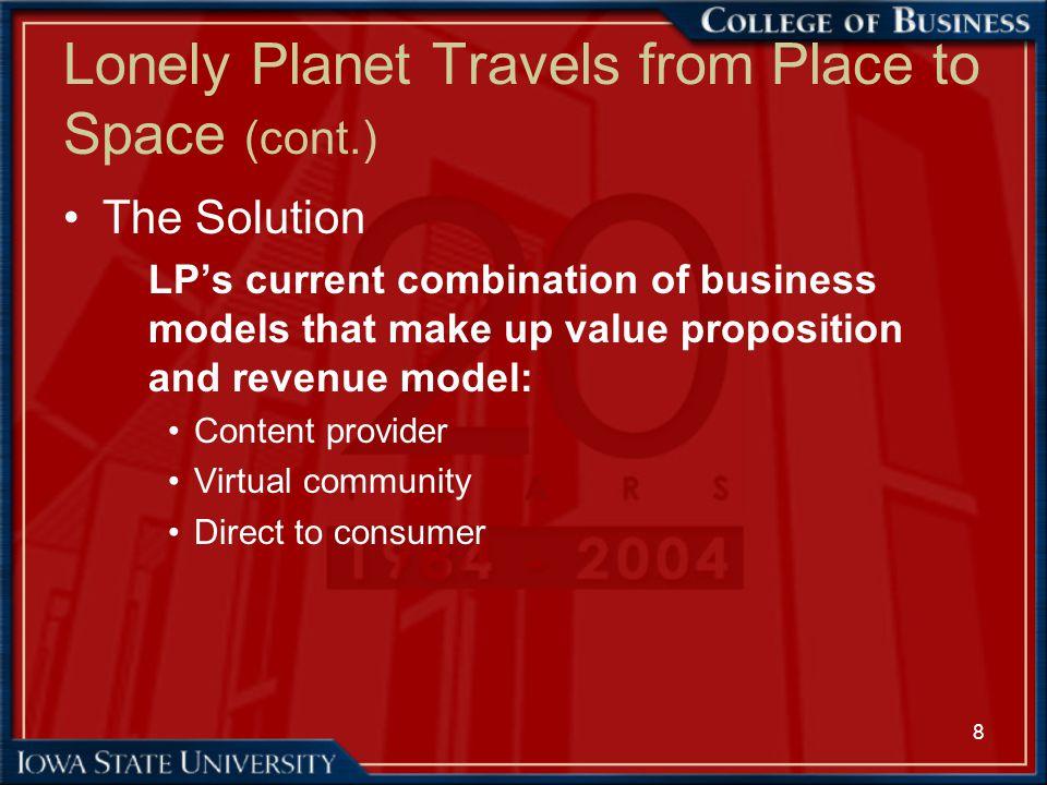 99 Summary 1.The strategic planning process.2.The EC strategic process.
