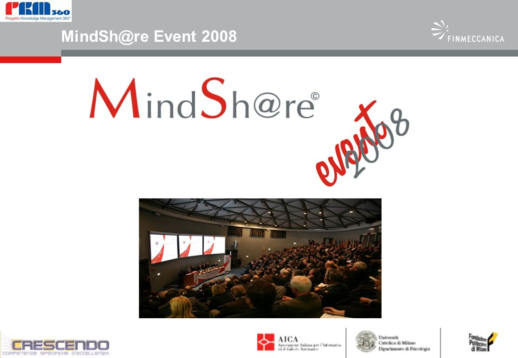 12 MindSh@re Event 2008