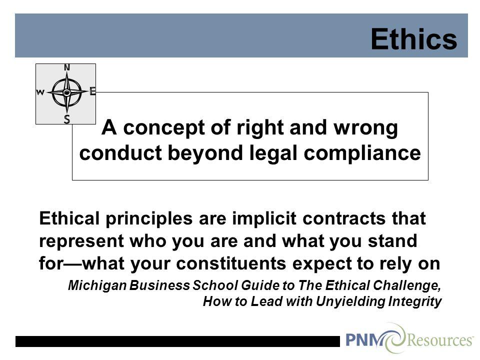 New Mexico Ethics Consortium Implementation  Standards  Education  Resources