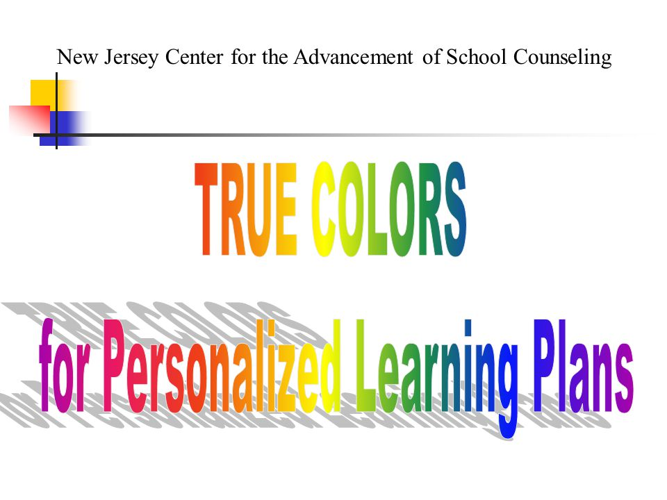 New Jersey Center for the Advancement of School Counseling