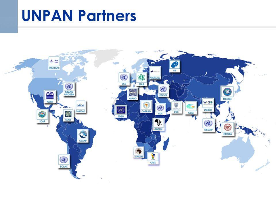 http://www.UNPAN.org/DPADM/ 11 UNPAN Partners