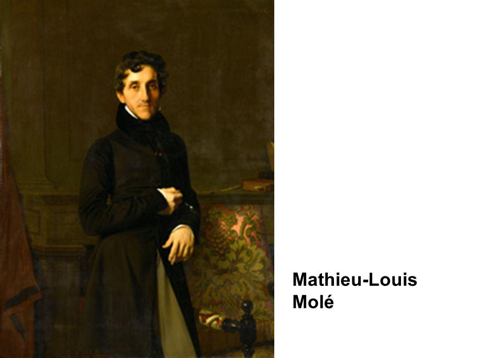 Mathieu-Louis Molé
