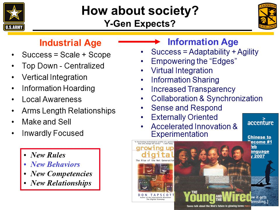 How about society. Y-Gen Expects.