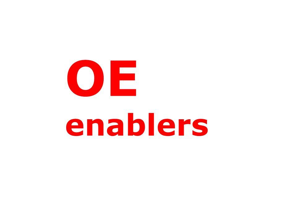 OE enablers