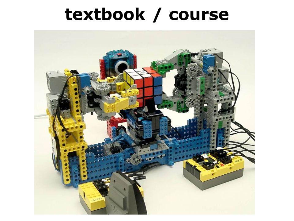 textbook / course