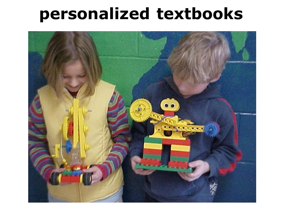 personalized textbooks