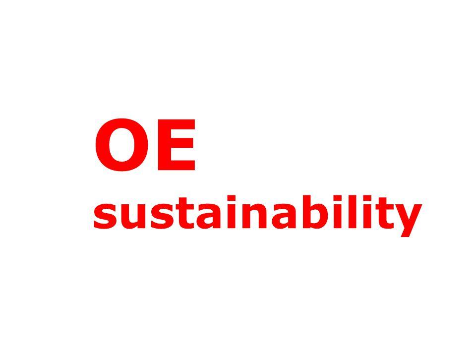 OE sustainability