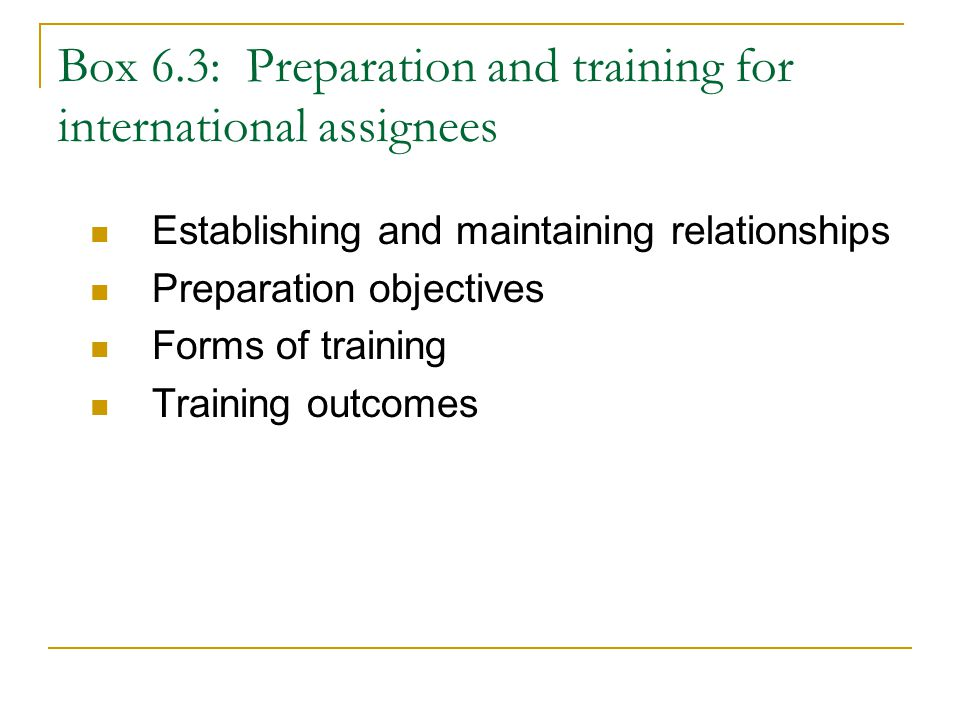 Training focuses Cognitive Behavioral Performance Adjustment Counseling