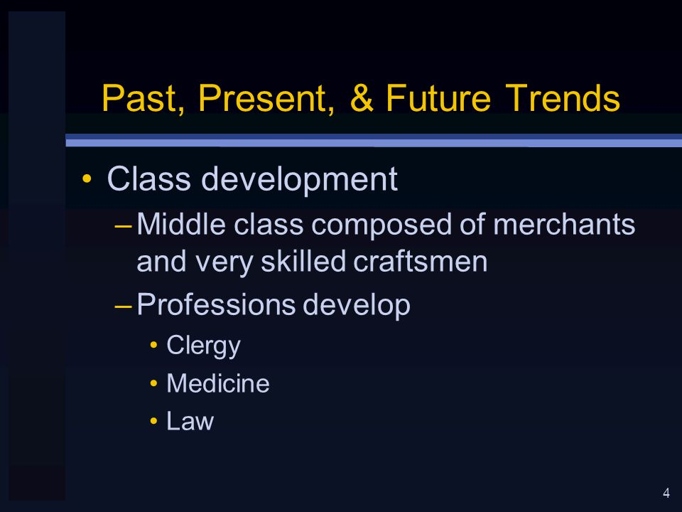 15 Past, Present, & Future Trends Career Education integrates the school, community and employers Human Resource Development emerges among private, not-for-profit, and public sector employers School-to-Work movement emerges from the career education movement One-Stop Centers integrate public employment, training, and social services in one location