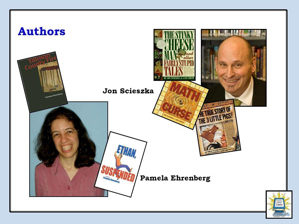 Authors Jon Scieszka Pamela Ehrenberg
