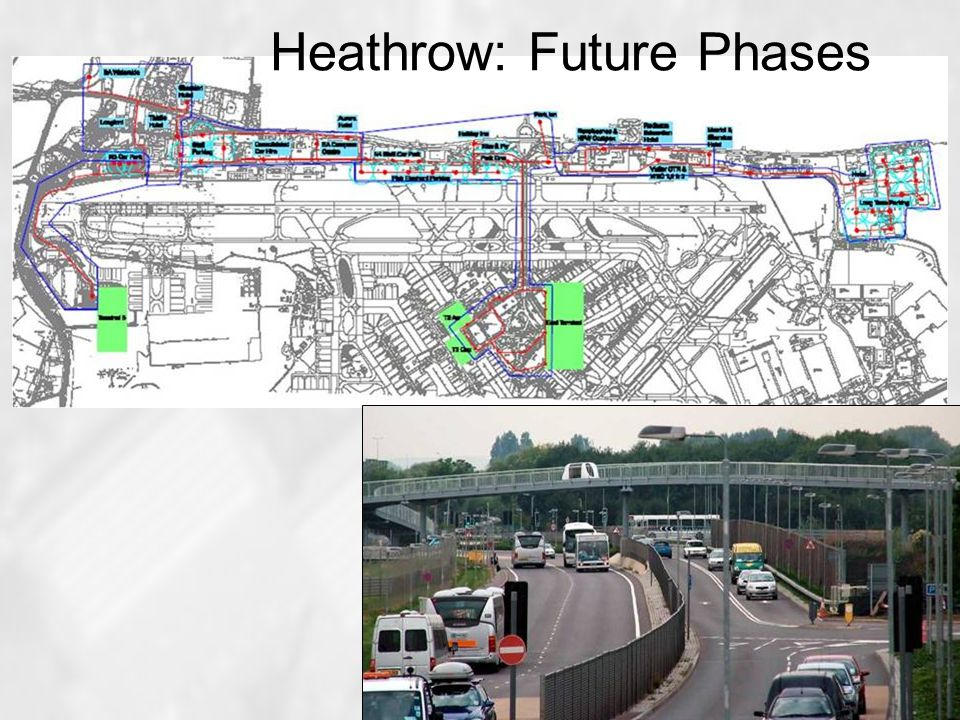 Heathrow: Future Phases