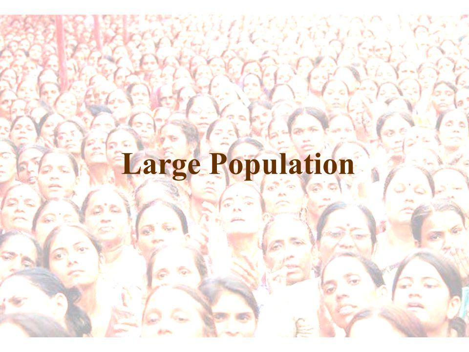 Large Population