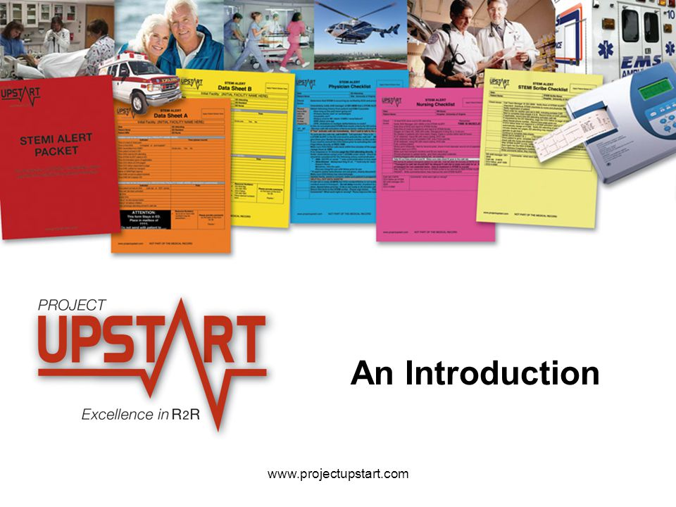 www.projectupstart.com Example: Additional forms…….