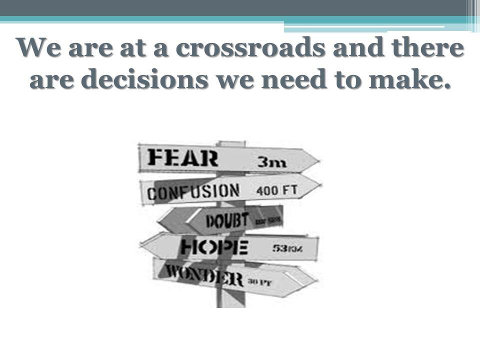 Do we plan for elimination or plan for integration.