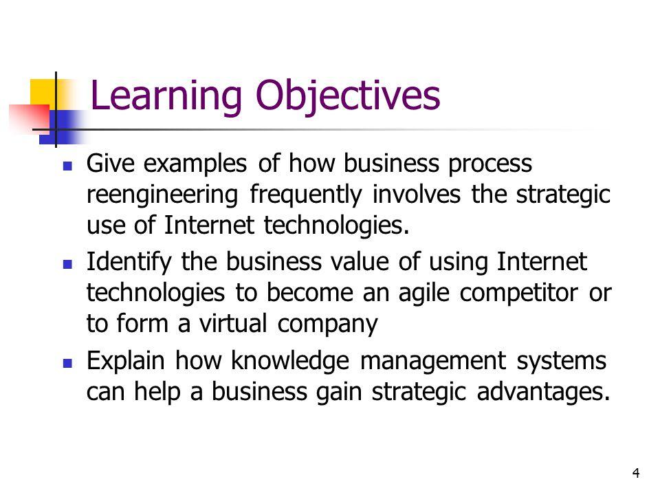 5 Why Study Strategic IT.
