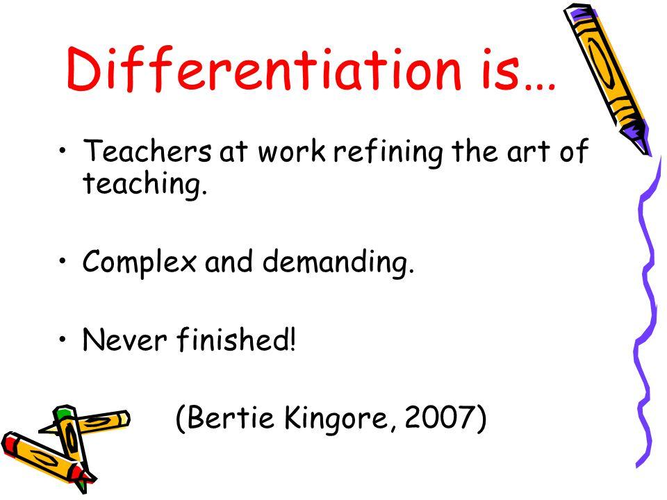 How do teachers make it all work.Start small…. But start somewhere.