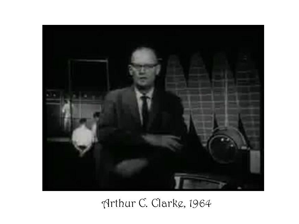 Arthur C. Clarke, 1964