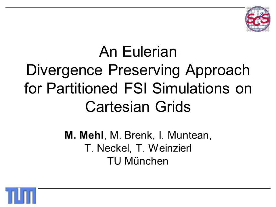 An Eulerian Divergence Preserving Approach for Partitioned FSI Simulations on Cartesian Grids M.