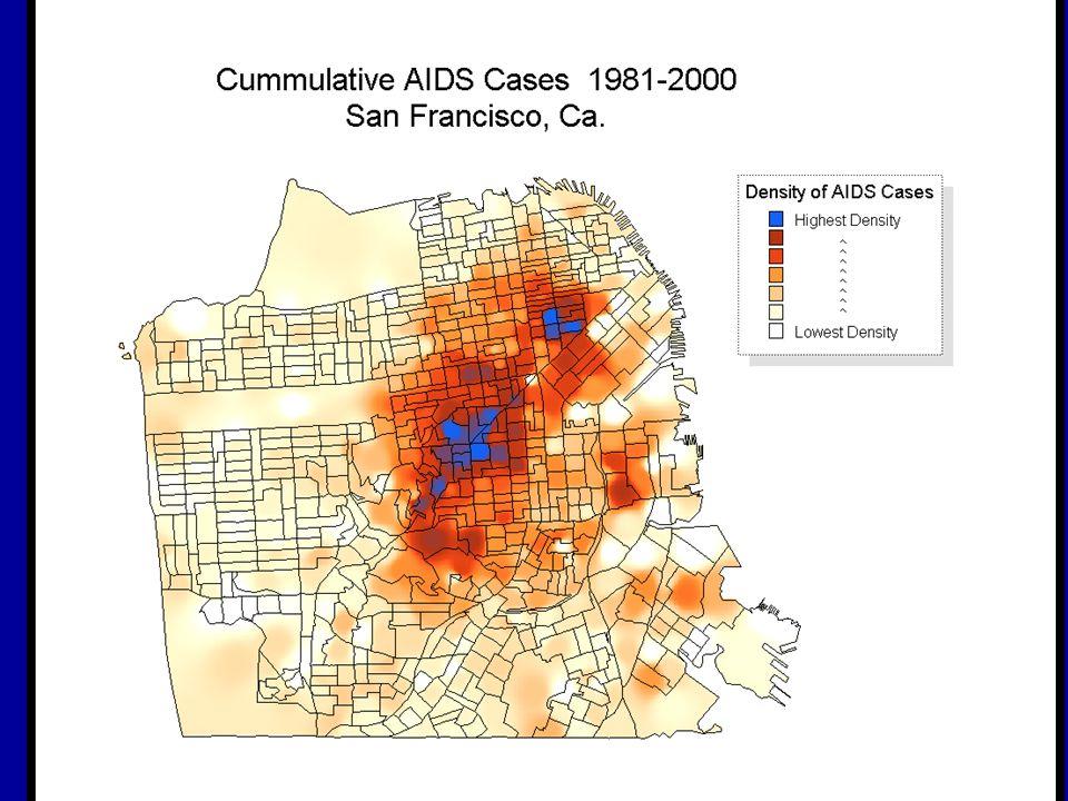 20,333 AIDS Cases/14,349 dead 1994