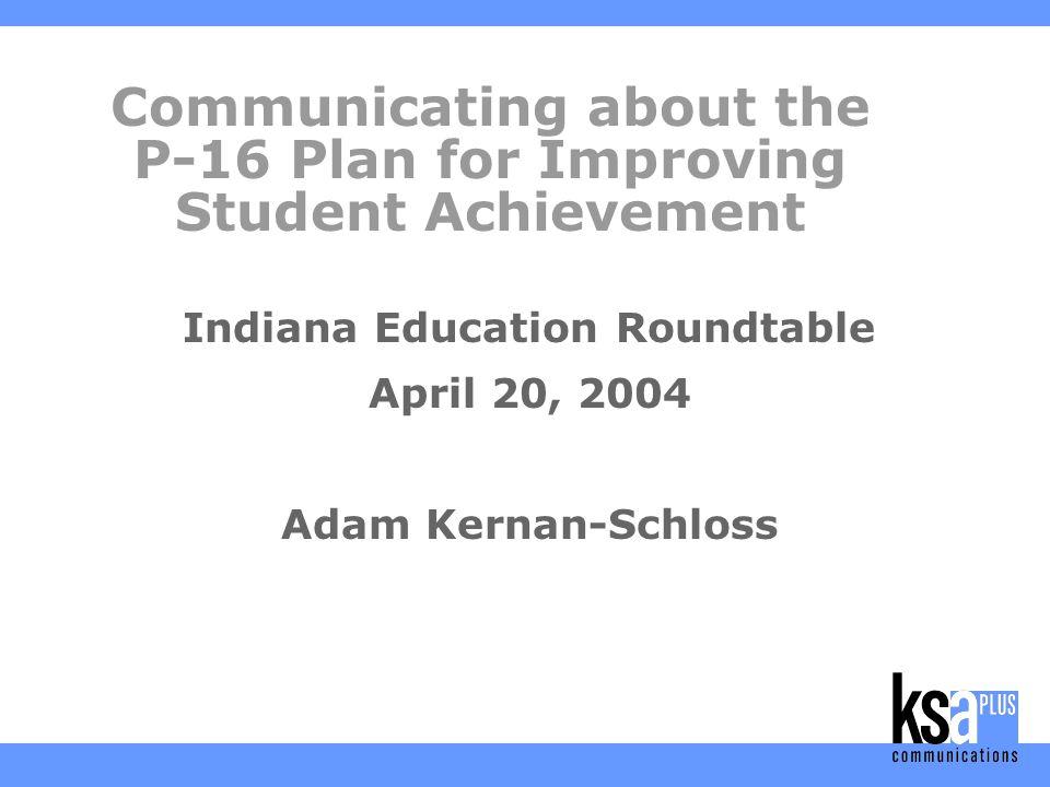 Phase 2 goals Provide practical advice for parents, students, educators, caregivers Promote legislative and regulatory changes