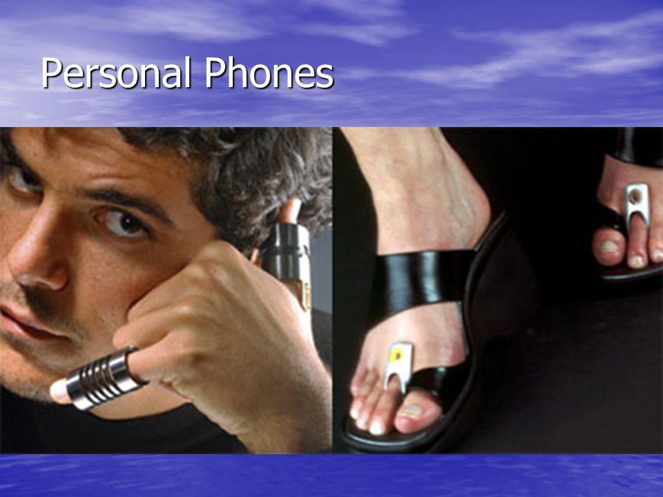 Personal Phones