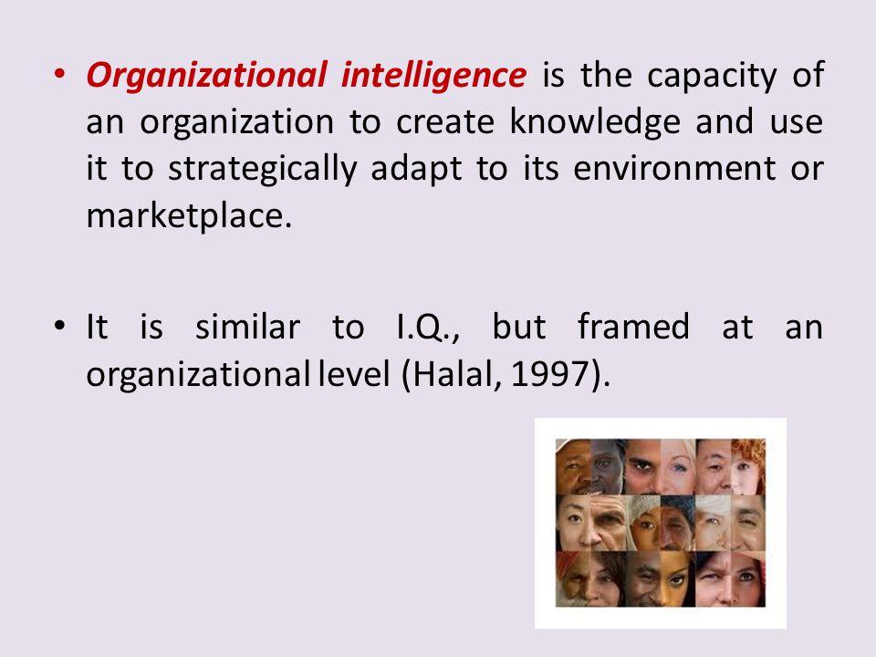 Characteristics of Learning Schools