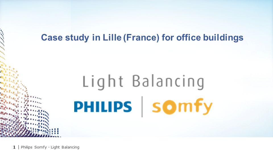 2| Philips Somfy - Light Balancing Christelle GRANIER Alliances & Partnerships Manager SOMFY Manuel OOMEN Alliances & Partnerships Director PHILIPS LIGHTING