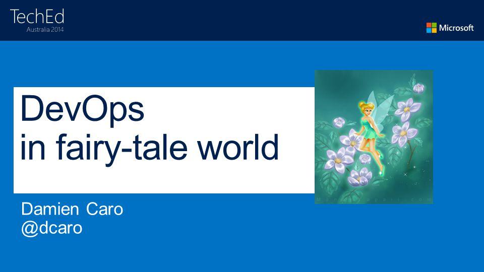 DevOps in fairy-tale world