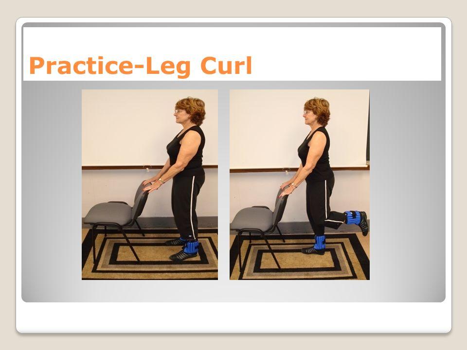 Practice-Leg Curl