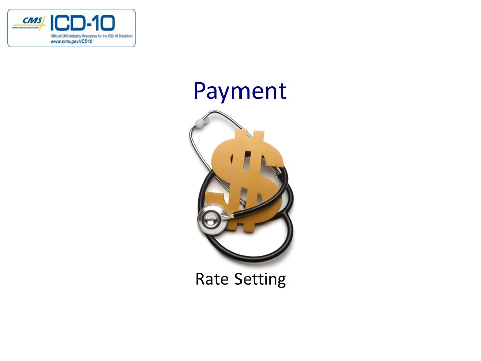 Payment Rate Setting