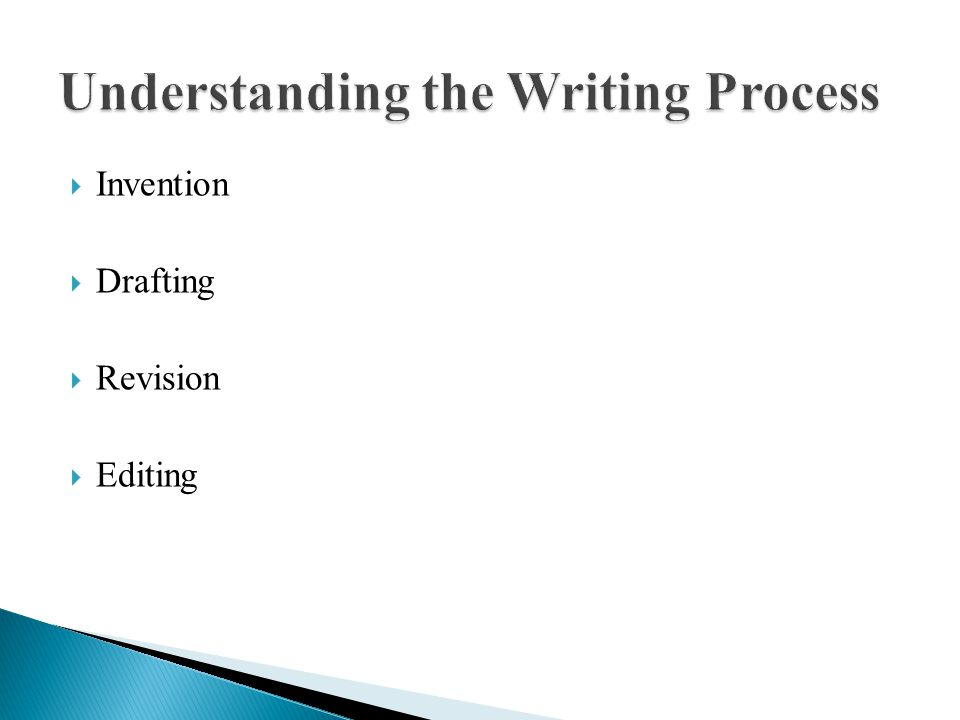  Writing to synthesize concepts ◦ Complex writing takes multiple concepts and synthesizes them  Writing to map or organize concepts ◦ In order for your audience to understand the relationship between concepts, you need to organize them (keep in mind the rhetorical nature of organizing)  Writing to extend concepts and ideas ◦ Graduate writing builds upon existing ideas and concepts