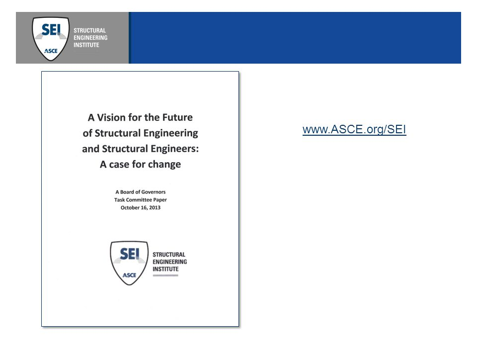 www.ASCE.org/SEI