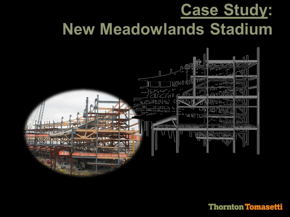 Case Study: New Meadowlands Stadium