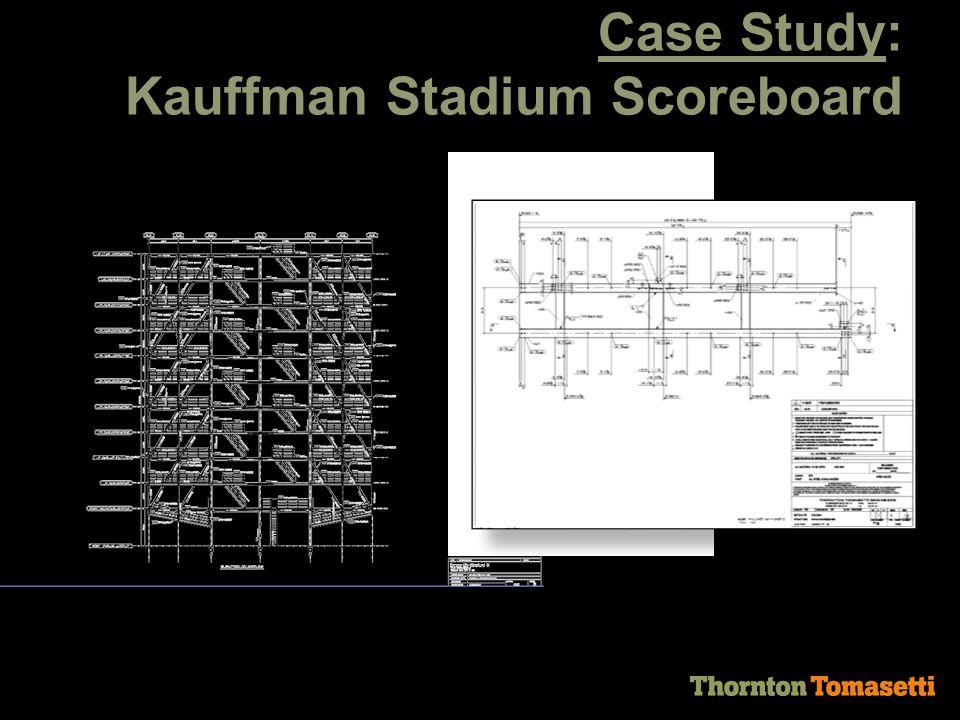Case Study: Kauffman Stadium Scoreboard
