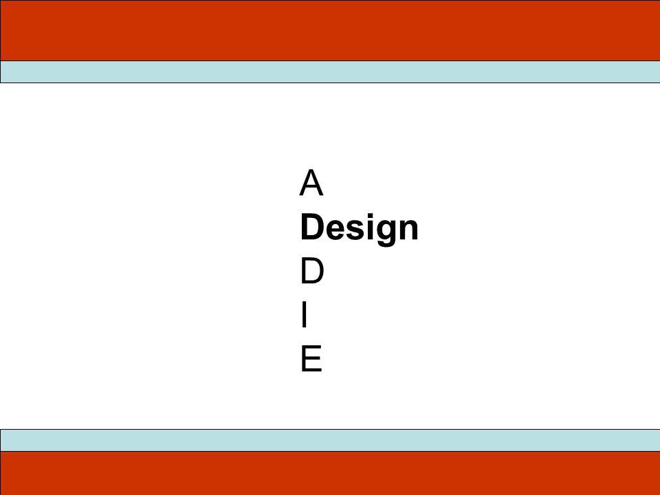 A Design D I E