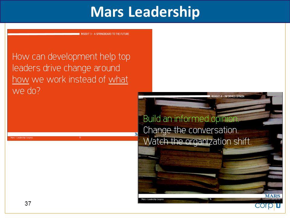 37 Mars Leadership