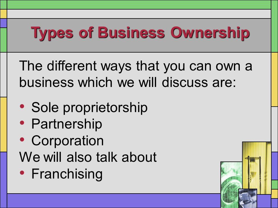 Making a Business Decision 1.What are the advantages and disadvantages of going solo in a business venture.
