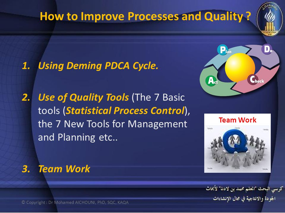 Total Quality Management Total Quality Management (TQM) is a comprehensive and structured approach to organizational management that achieves best quality of products and services.