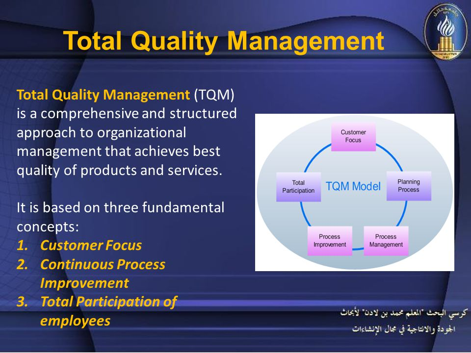 Six Sigma A Management data driven, scientific methodology for product and process improvement which creates breakthroughs in financial performance and customer satisfaction.