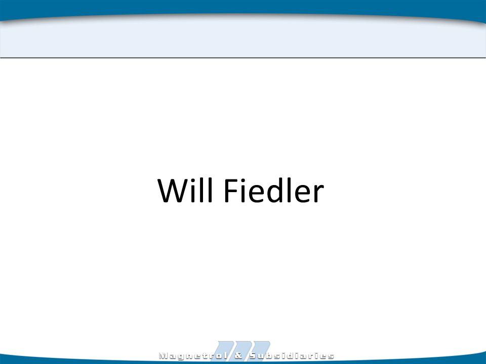Will Fiedler