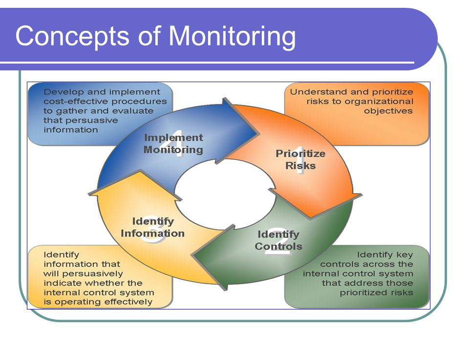 Concepts of Monitoring