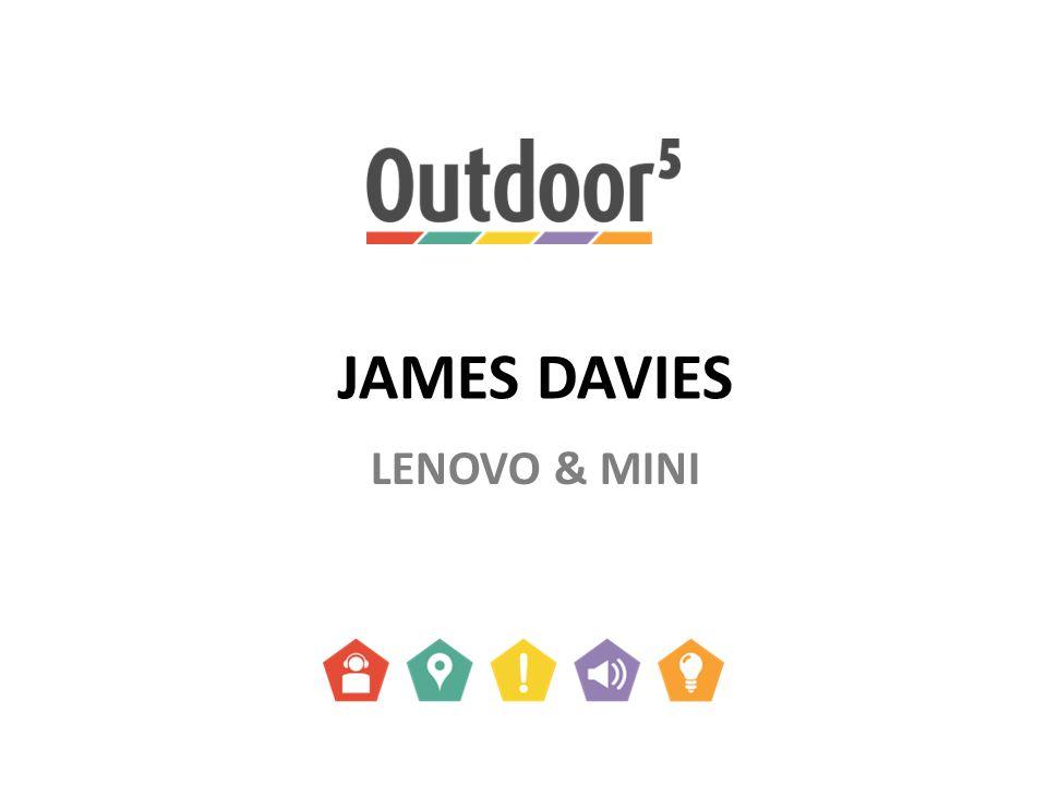 JAMES DAVIES LENOVO & MINI