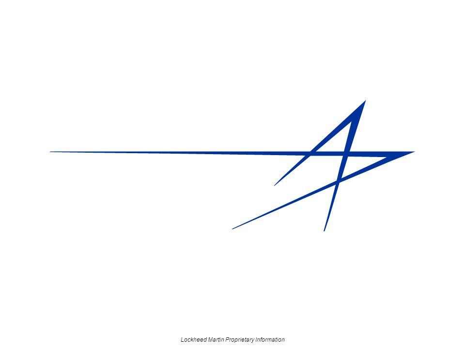 Lockheed Martin Proprietary Information