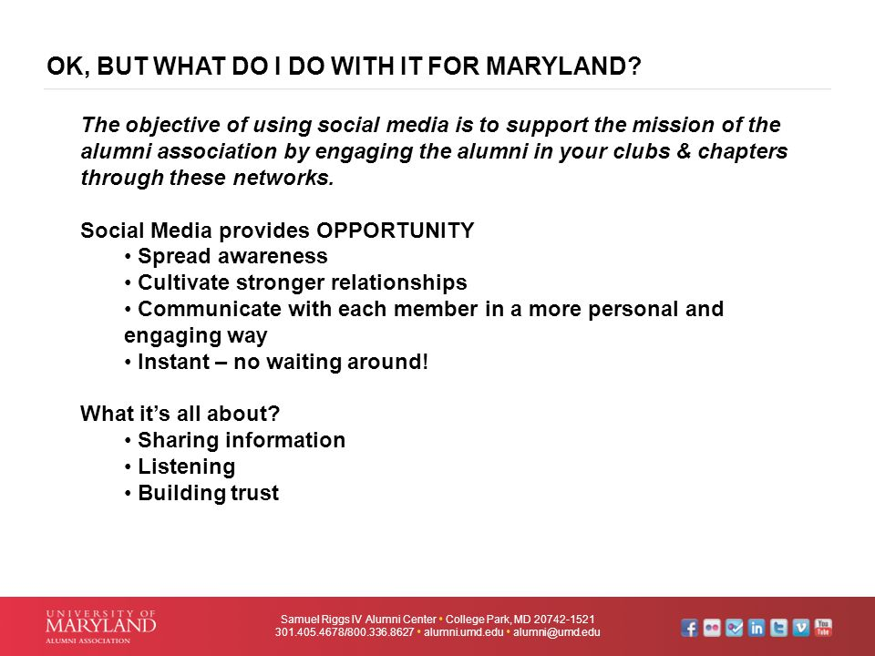 OK, BUT WHAT DO I DO WITH IT FOR MARYLAND.