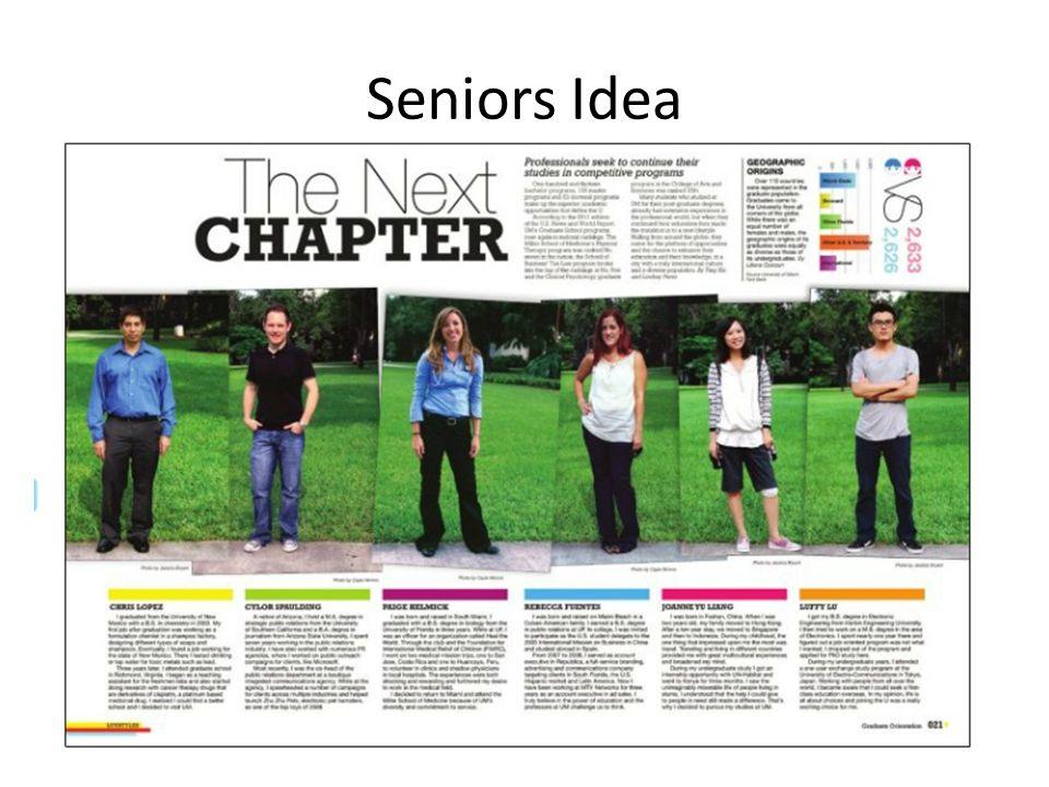 Seniors Idea