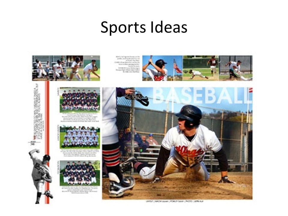 Sports Ideas