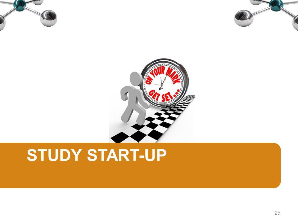 STUDY START-UP 25