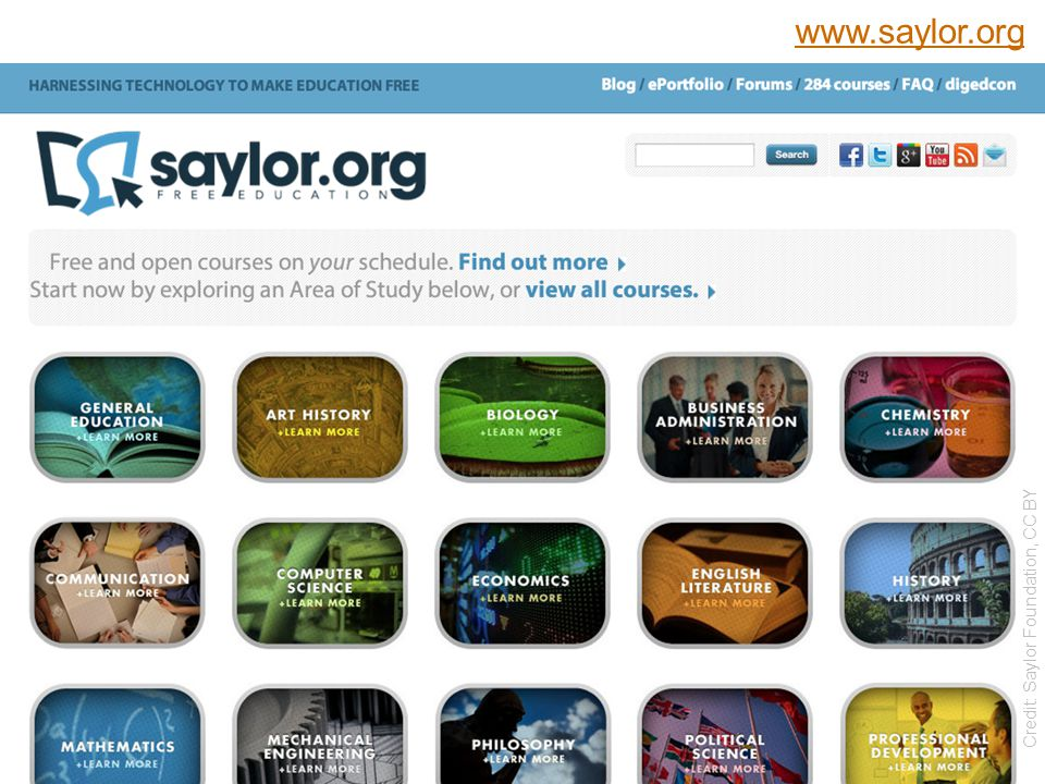 Saylor Foundation – saylor.org 9 www.saylor.org Credit: Saylor Foundation, CC BY